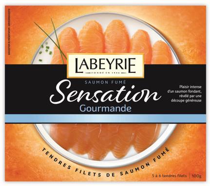 Pack Sensation Saumon fumé