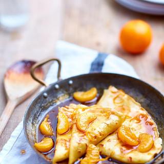 Crêpes Mandarin