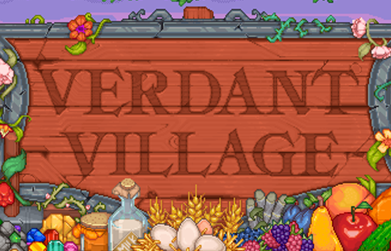 Verdant Village Patch 0.2.8