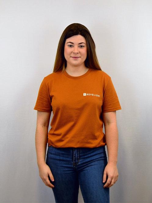 Camiseta CROSS · Roasted Orange · Unisex