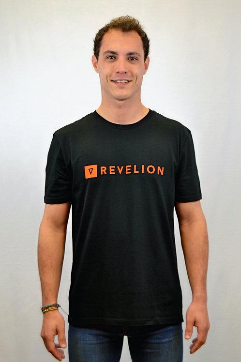 Camiseta BASIC · Black · Unisex