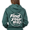 Thumbnail: Sudadera FIND YOUR WAY · Green