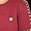 Thumbnail: Camiseta CUSTOM · Garnet & Black