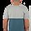 Thumbnail: Camiseta CUSTOM · Grey & Blue