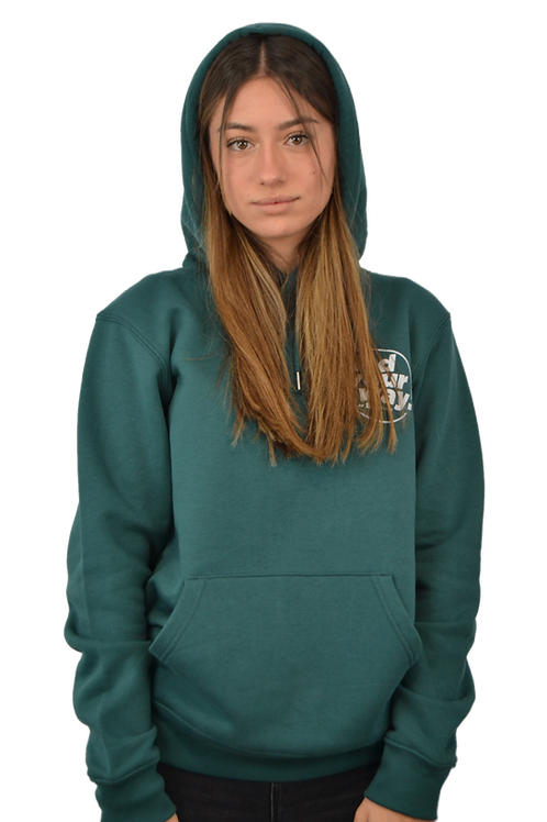 Sudadera FIND YOUR WAY · Green