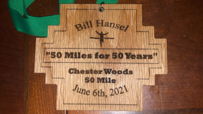 50 Miles for 50 Years
