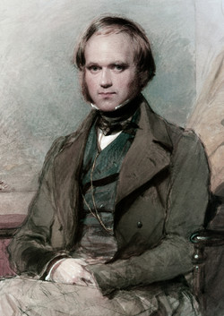 6.Charles Darwin