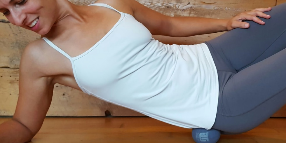 Part 2 of your FREE Online Workshop Series! Releasing Tension in Hips and Low Back using Tune Up Balls