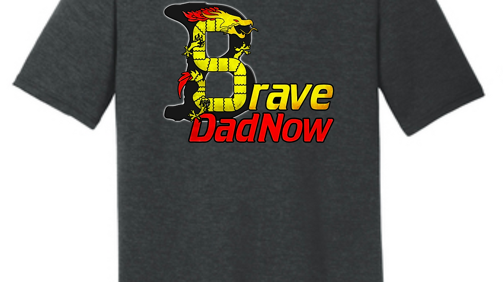 Official Brave Dad Now T-Shirt