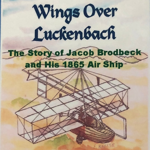 Wings Over Luckenbach Book