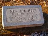 Ottilie Brodbeck gravestone.jpg