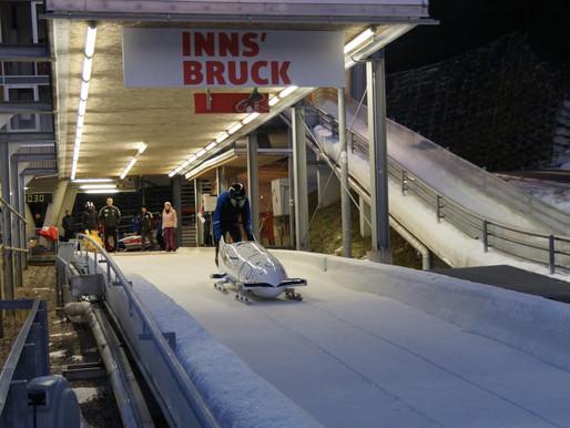 Schweizer-Trainingswoche in Igls