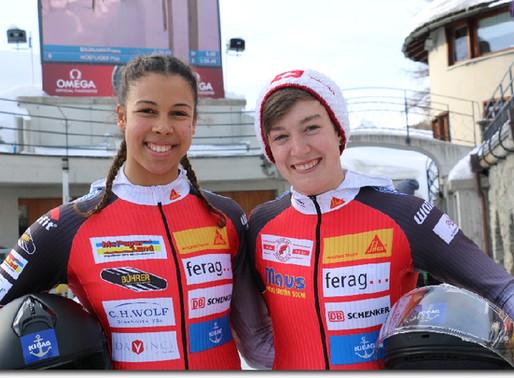 Junioren Schweizermeisterschaften in St. Moritz - BCF Athleten auf dem Podest!