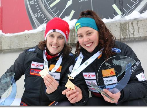 Sabina Hafner an den Olympischen Spielen von Pyeongchang dabei!