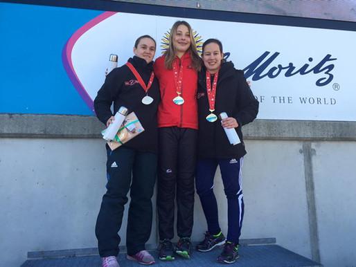 Der Bobclub Frauenfeld verbuchte an den Schweizermeisterschaften grossartige Erfolge!
