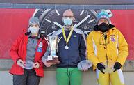 Maximilian Goldmann gewinnt die Gesamtwertung der Cup-Rennen im Skeleton