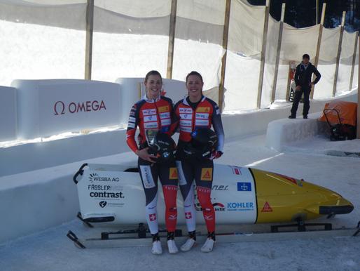 Erfolgreiche Schweizermeisterschaften für den Bobclub Frauenfeld