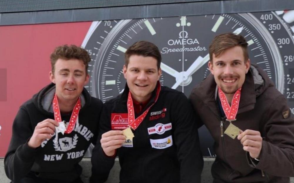 Junioren-Schweizermeister 2019 in St. Moritz