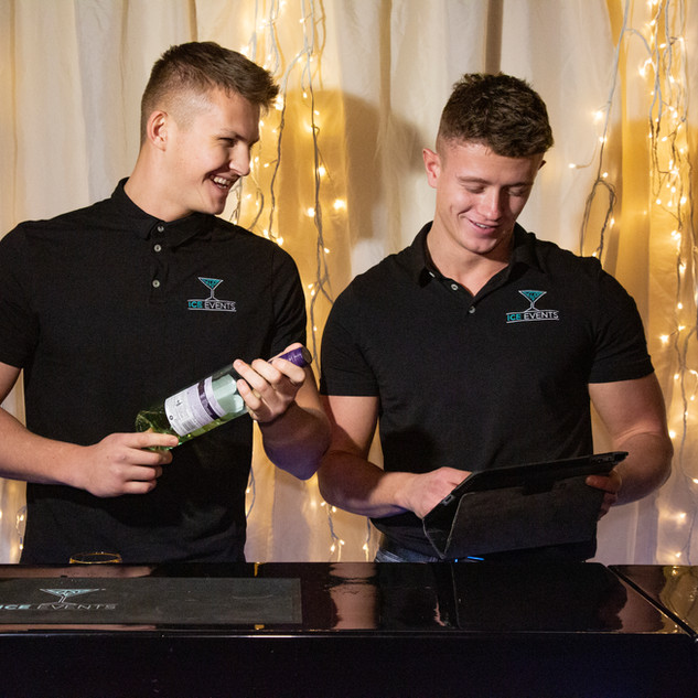 Our friendly, fully trained staff are always on hand to help you with anything you need. Our expert team can cater for all sorts of events such as weddings, parties and corporate events.