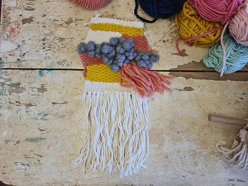 Yellow & Orange Weaving