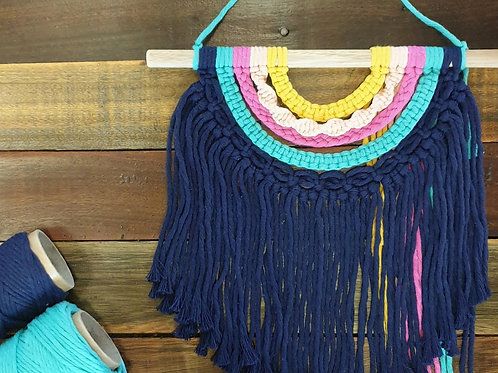 Macrame Rainbow Workshop - 24th October