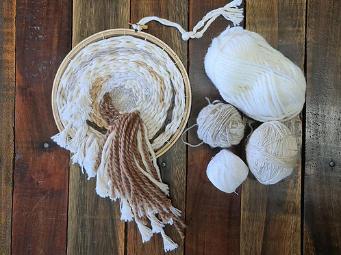 Round Weaving Workshop 29 August
