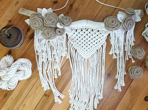 Macrame Wall Hanging - Everly