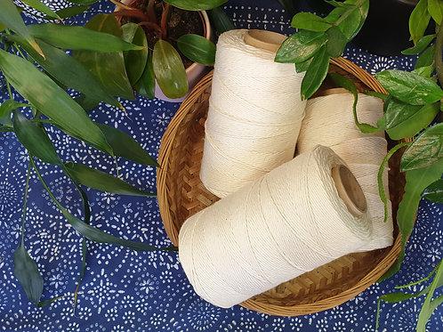 Cotton Macrame Cord Natural