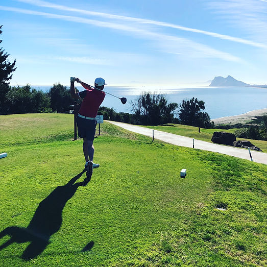 Swing Alcaidesa Links Golf