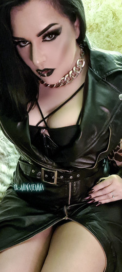 Leather Bitch