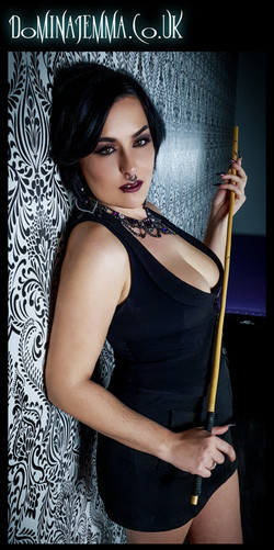 Submit to My cane