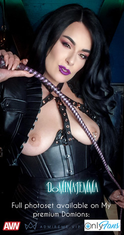 Luscious Leather & Wicked Whips