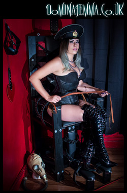 Domina Jemma - Prodomme London
