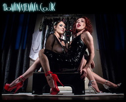 Domina Jemma & Miss Julia Taylor