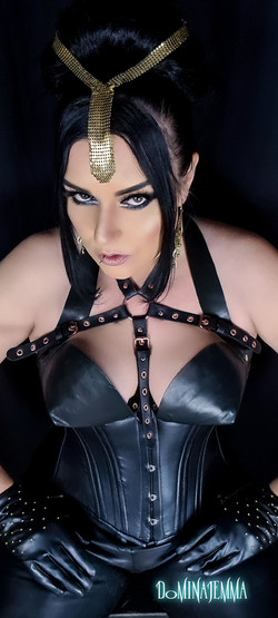 Leather Priestess