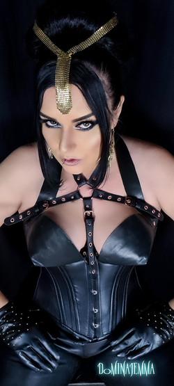 Leather Priestess