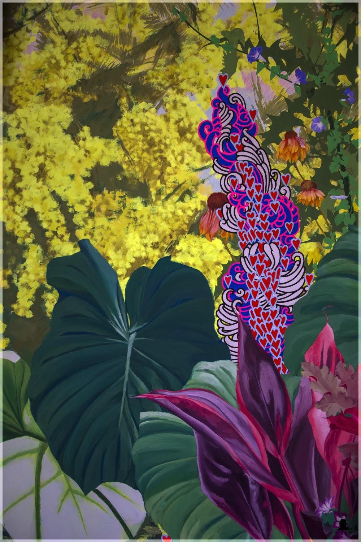 tableau de Carole Fontana