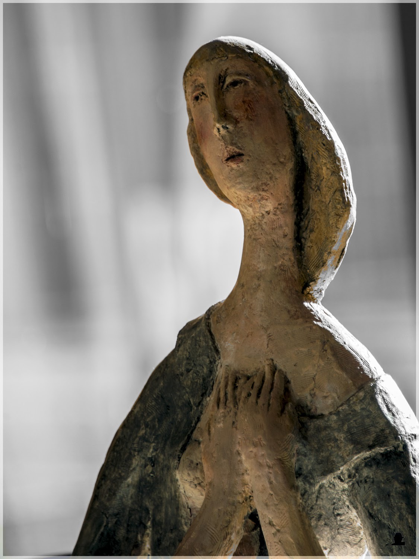 sculptures de Nathalie Guet Des