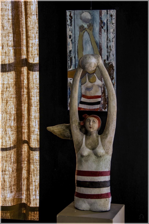 oeuvres de Nathalie Guet Desch