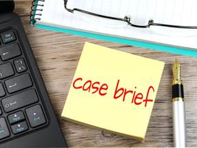 Case Brief: Lalita Kumari v Govt. of  U.P & Others