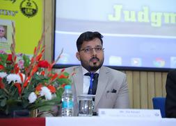 On Judicial Services Preparation; by Mr. Zia-Ul Mustafa Ansari (Founder and Director, Zia Judicials)
