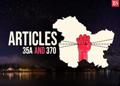 ARTICLE 370: A CONSTITUTIONAL COUP?