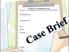 Case Brief: Municipal Council Ratlam   v.   Vardhichand