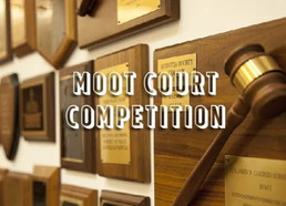GLS Law College's Shri I.M. Nanavati Memorial Moot Court Competition [Jan 8-10]: Register by Nov 26