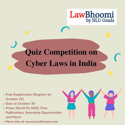 Cyber Law Quiz