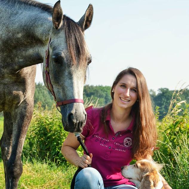 Tierärztin Lena Bollinger