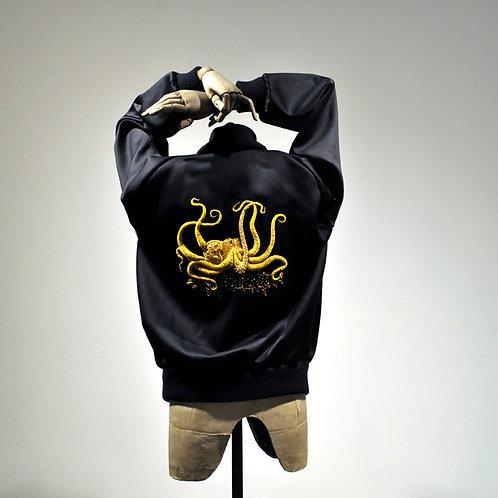 Golden Octopus Jacket