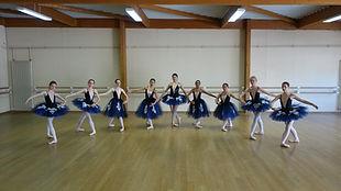 coryphee34danse - ecole de danse classique - description des cours - salle de danse palais des sports