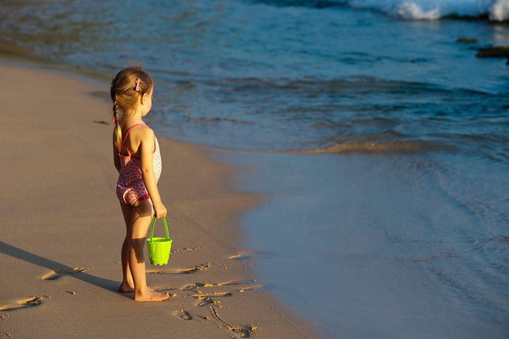 summer sun skin protection water sunscreen