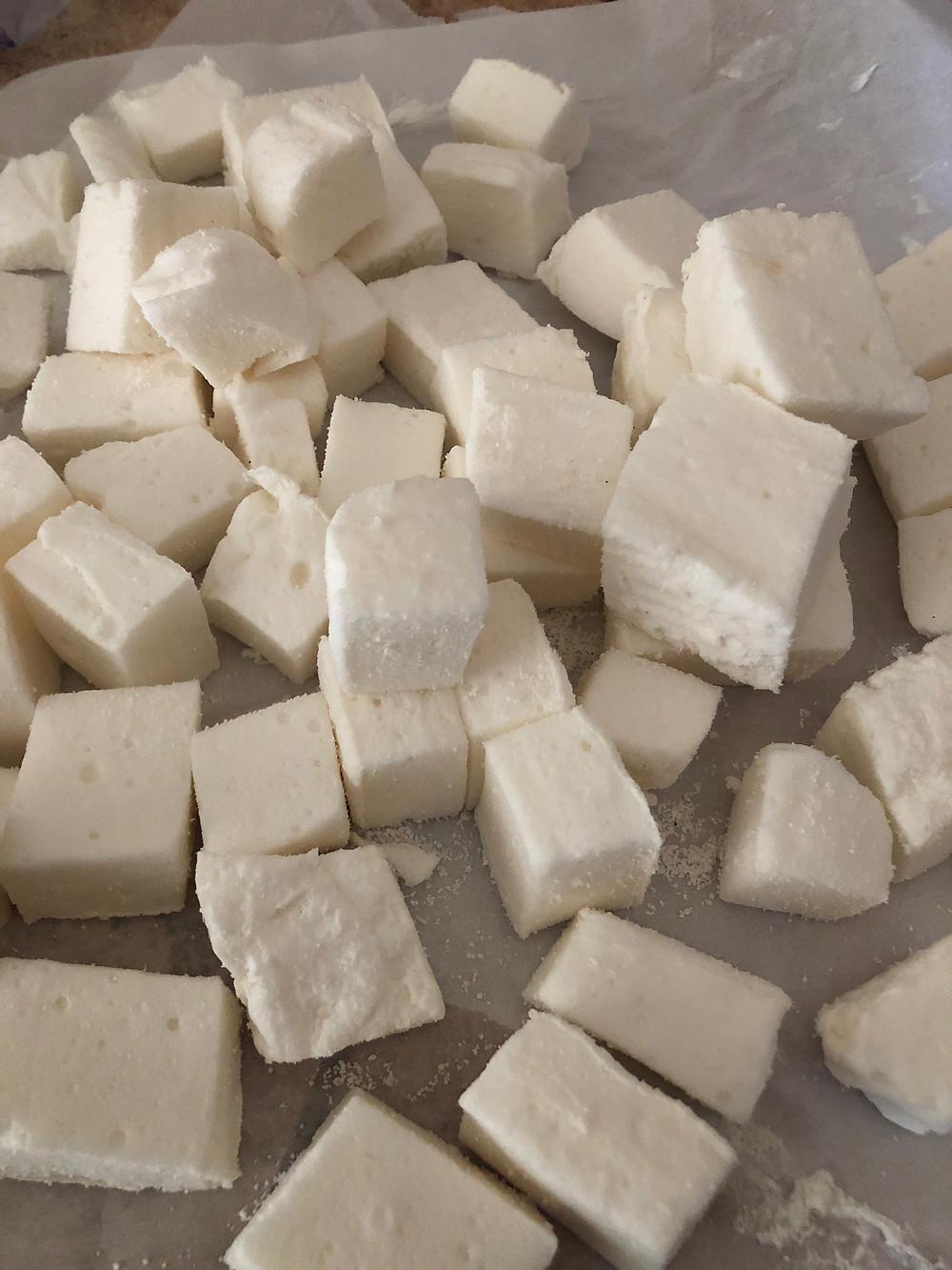 keto low carb sugar free marshmallows